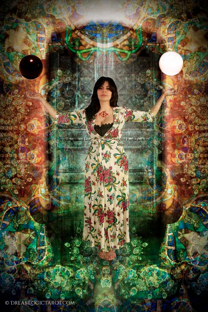 The Empress - Tarot Card 3
