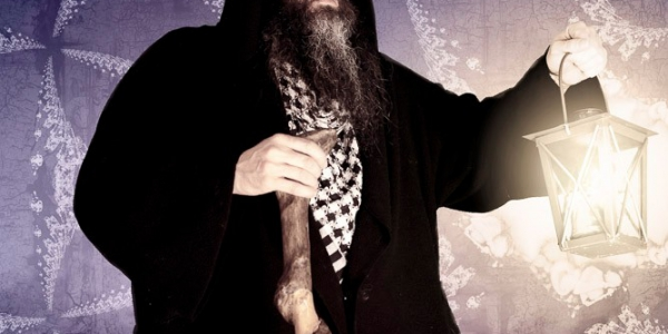 The Hermit - Tarot Card 9